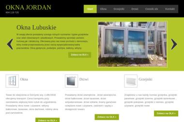 Okna Jordan - Drzwi Lubsko