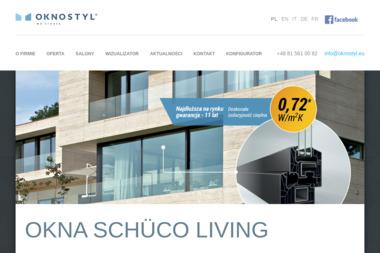 Oknostyl Sp. z o.o. - Okna aluminiowe Jabłonna-Majątek