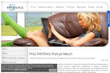 Firma Handlowo Usługowa PATRAS - Okna Łochów