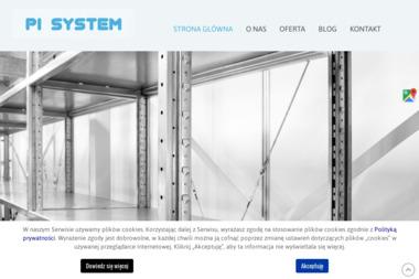 PI System - Regały magazynowe Poznań