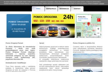 POMOC DROGOWA POZNAŃ - Pomoc drogowa Poznań