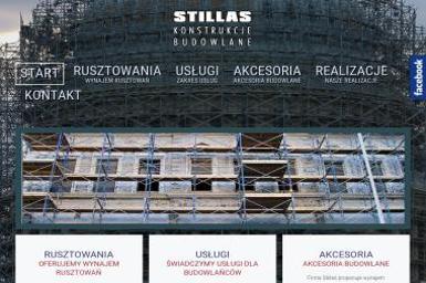Stillas - Zaplecze budowlane Poznań