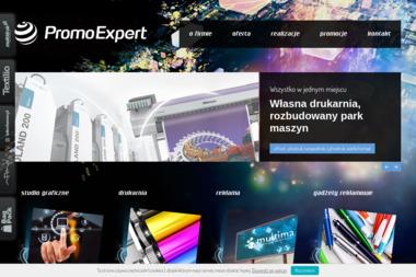 PromoExpert - Usługi Graficzne Rzeszów