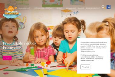 """Przedszkole Niepubliczne """"Promyczek"""" - Przedszkole Olsztyn"""
