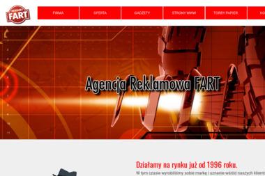 Agencja Reklamowa FART - Projektowanie Stron WWW Piła