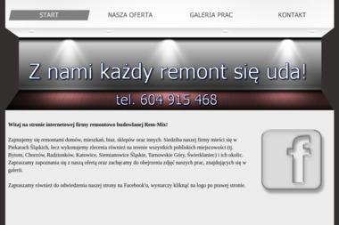 Zrób rem-mix - Glazurnik Piekary Śląskie