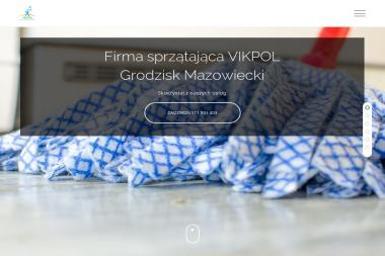 Vikpol Serwis Sprzątający - Sprzątanie Biur w Nocy Budy-Grzybek