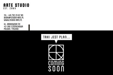 P.H.U. Arte Studio - Grafika Komputerowa Częstochowa