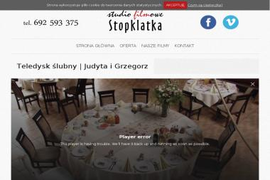 Stopklatka - Kamerzysta Piła