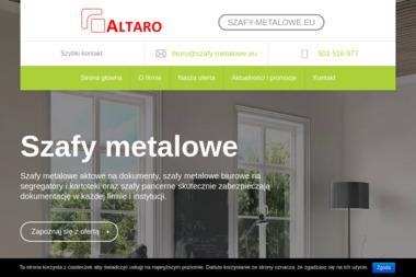 ALTARO S.C. - Sejfy Dąbrowa Górnicza