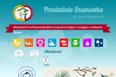 Przedszkole Szesnastka - Przedszkole Olsztyn