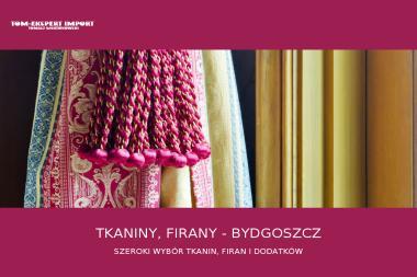 Tom-Ekspert Import - Sprzedaż Tkanin Bydgoszcz