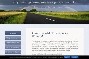 Gryf - usługi transportowe - Przeprowadzki międzynarodowe Grudziądz