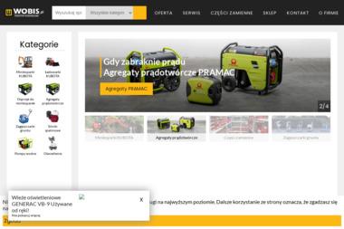 WOBIS Maszyny Budowlane Sp. z.o.o. Sp.K. - Minikoparki Zabrze