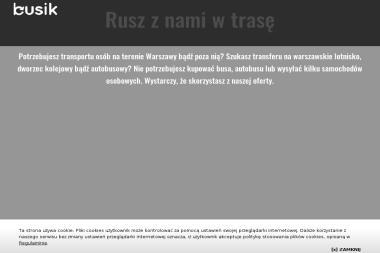 Bogdan Buczek Busik - Wypożyczalnia samochodów Warszawa
