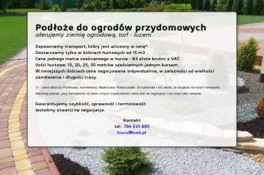 Ziemia Ogrodowa - Ziemia Okrzemkowa Piotrków Trybunalski