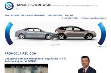 Agent Wyłączny PZU Janusz Szumowski - Ubezpieczenia na życie Grajewo