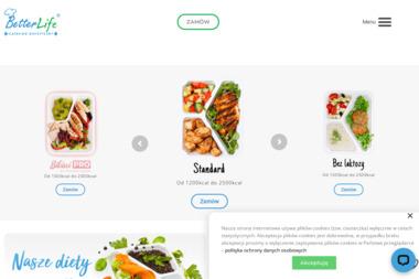 Better Life Catering Dietetyczny - Usługi Gastronomiczne Częstochowa