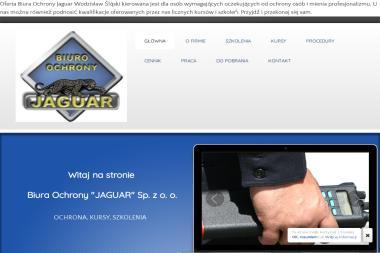 Biuro Ochrony Jaguar Sp. z. o.o. - Agencja ochrony Wodzisław Śląski