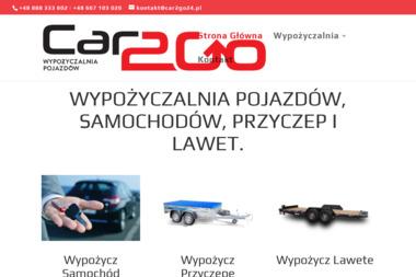 Car2Go Wypożyczalnia Samochodów - Wypożyczalnia samochodów Nysa