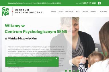 Centrum Psychologiczne Sens - Psycholog Mińsk Mazowiecki