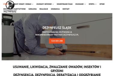 Dezynfeusz - Dezynsekcja i deratyzacja Katowice