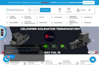 Elektromaniacy.pl sp. z o.o. - Druty, przewody Toruń