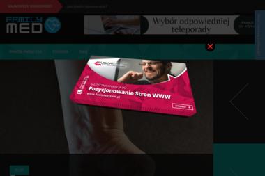 Prywatna Praktyka Lekarska Family-Med - Psycholog Bydgoszcz