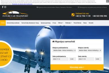 FCT24 - Wypożyczalnia samochodów Gliwice