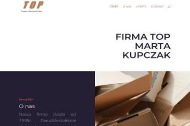Firma TOP Marta Kupczak - Pojemniki Plastikowe Żywiec