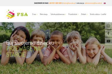 First Step Academy - Przedszkole Wrocław