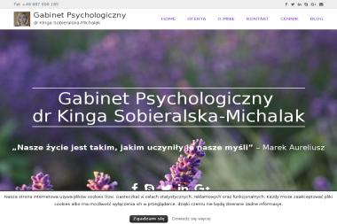 Gabinet Psychologiczny dr Kinga Sobieralska-Michalak - Psycholog Bydgoszcz