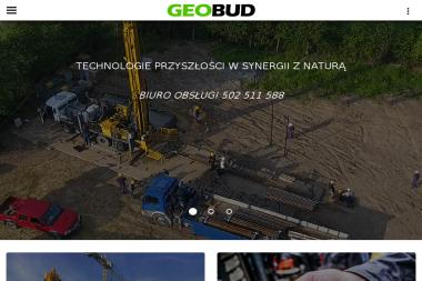Geobud - Kopanie Studni Katowice