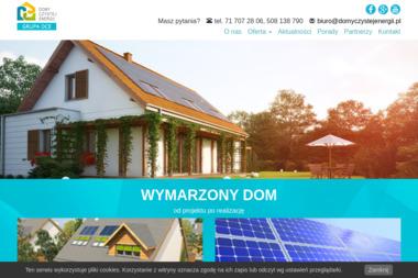 DOMY CZYSTEJ ENERGII Sp. z o.o. - Domy Modułowe z Keramzytobetonu Wrocław