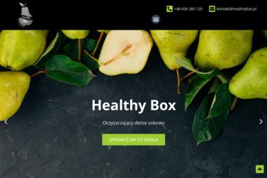 Healthybox.pl - Catering Dla Firm Jelenia Góra
