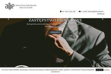 Adwokat Marcin Frelek - Windykacja Garwolin