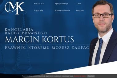 Kancelaria radcy prawnego Marcin Kortus - Windykacja Kościan