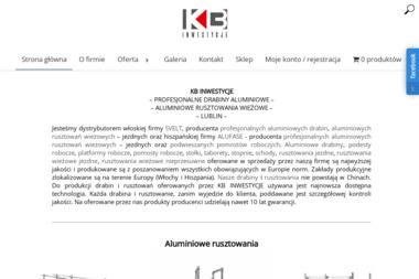 KB Inwestycje - Prace Wysokościowe Annobór