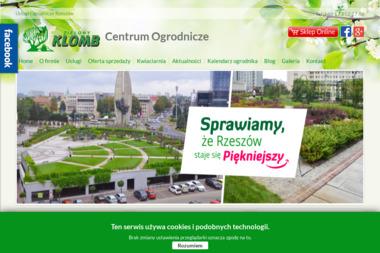 Centrum Ogrodnicze Zielony Klomb - Projektowanie ogrodów Rzeszów