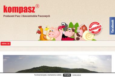 Przedsiębiorstwo Produkcyjno Handlowe Kompasz Sp. J. - Pasza Iława