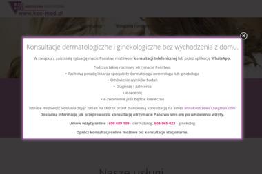 Kos-Med Gabinet Dermatologii, Ginekologii i Depilacji Laserowej - Prywatne kliniki Warszawa