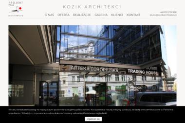 Biuro Architektoniczne PROJEKT Plus - Biuro Architektoniczne Bielsko-Biała