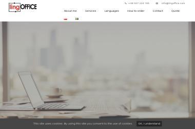 LingOffice - Biuro Tłumaczeń Andrychów