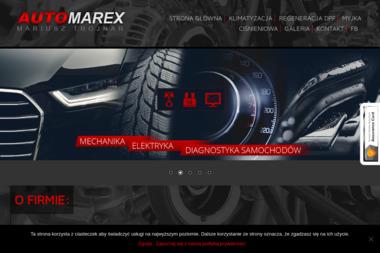 AUTOMAREX - Elektryk samochodowy Lubin