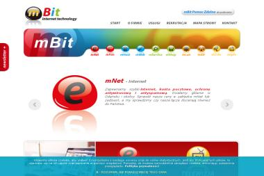 mBit Mariusz Krupiński - Internet Gdańsk