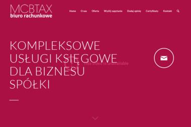 FHU MCB TAX Biuro Rachunkowe - Doradztwo, pośrednictwo Chełmża