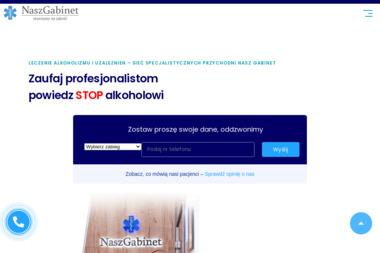 Nasza Grupa Medyczna - Ośrodek Leczenia Uzależnień Kielce