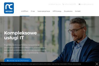 NcNETcom Sp. z o.o. - Usługi Programowania Kielce
