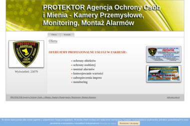 PROTEKTOR - Agencja ochrony Choszczno