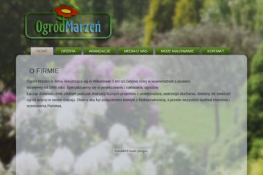 Z.U.H Ogród Marzeń - Ogrody Zimowe Drewniane Wilkanowo